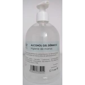 Derm gel - Gel disinfezione della mano