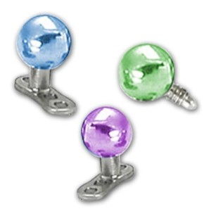 Remplacement ballon couleurs MicroDermal