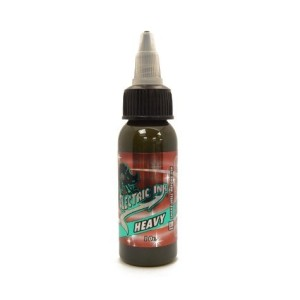 Electric ink - Camo Green 1 oz