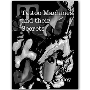 BOOK SECRETS MACHINE TATTOO (ENGLISH)