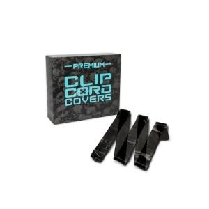 Fundas Clip Cord Premium 100 Un.