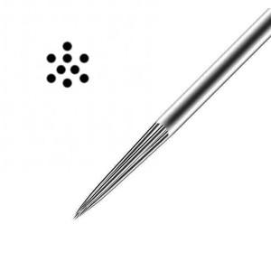 9 needles - line (50 units) - (0.30)