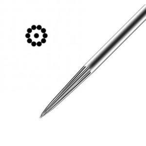 11 agulhas - linha (50 unidades) - (0,30)