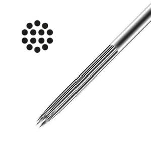 14 needles - round - Color (50 units) - (0.35).