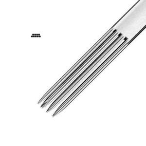 9 aiguilles - Magnum - couleur (50 unités) - (0,35).