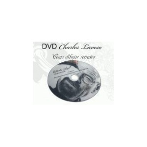 DVD Charles Laveso - realistic designs - portraits