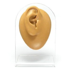Display silicone ear right