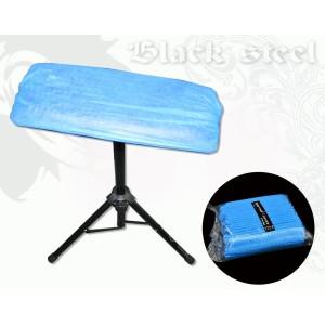 100 fundas cubre – apoya brazos 43 x 25 cm – azul