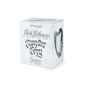 kit Intenze 6 tintas Mark Mahoney - Gangster Grey