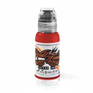 WORLD FAMOUS INK - RED HOT CHILI PEPPER 1 OZ