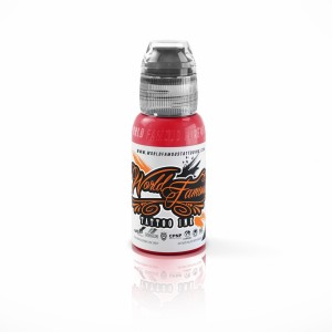 WORLD FAMOUS INK - UNITED INK RED 1 OZ