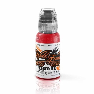 MONDO FAMOSO INCHIOSTRO - SAILOR JERRY ROSSO 1 OZ