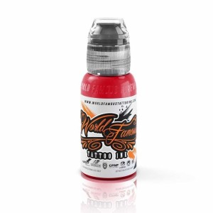 WORLD FAMOUS INK - SAMUEL O´REILLY RED 1 OZ
