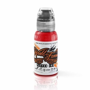WORLD FAMOUS INK - PAUL ROGERS RED 1 OZ