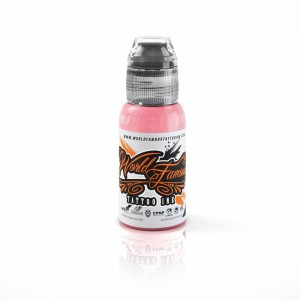 WORLD FAMOUS INK - FLYING PIG PINK 1 OZ