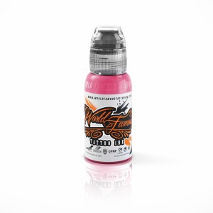 WORLD FAMOUS INK - PARAGUAY PINK 1 OZ