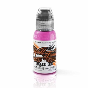 WORLD FAMOUS INK - RUSHMORE MAGENTA 1 OZ