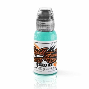 WORLD FAMOUS INK - BAHAMA BLUE 1 OZ