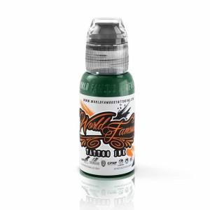 WORLD FAMOUS INK - VEGAS - GREEN 1 OZ