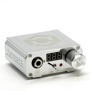 NEMESIS (Kwadron) power supply - silver