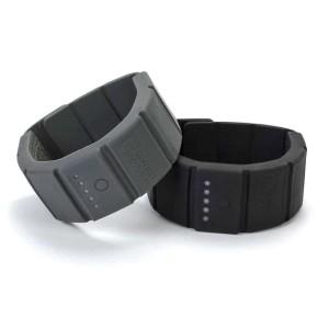 IPOWER WATCH - power supply gris - bracelet-
