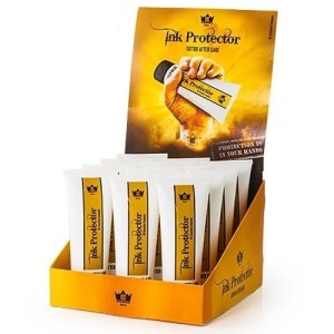 PROTECTION de l'encre, boîte de 12 PCs. 50 ml
