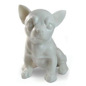 Hund TATUABLE Silikon - Dekoration der Studien