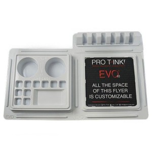 Pro T-Ink, work station - Pack of 5 units.