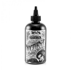 Nocturnal Ink - Lining & Shading Black 1 oz