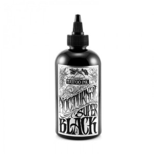 Nocturnal Ink - Super Black 1 oz