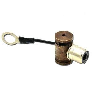 Borne enganche Clip cord con adaptador RCA