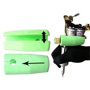 Protection en caoutchouc pour machine et main