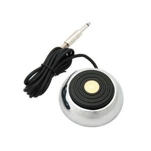 Interruptor de pé - Pedal redondo de metal
