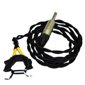 Clip cord black, 1880, handmade and guaranteed
