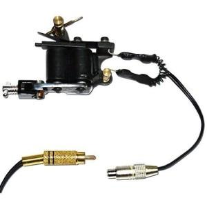 Clip cord converter to RCA