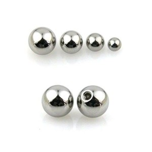 Ball steel 1.6 mm. (3 mm and 10 mm.)