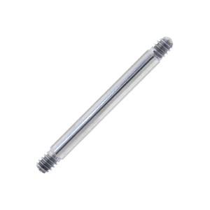 Ersatz-Stahl Barbell 1,6 mm