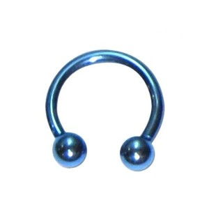 Circular Barbell with balls 1.6 mm.