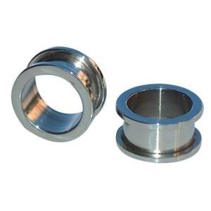 Dilator steel threaded