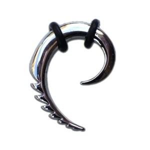 Dilatatore tribale spirale curva