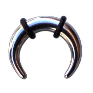 Plaine de dilatateur courbé