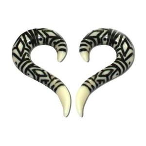 Stammes-Knochen Spirale