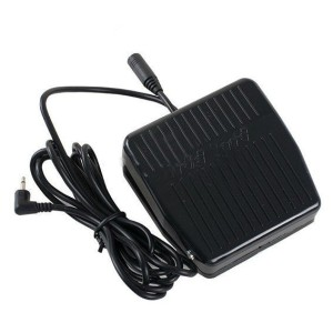 Micro quadrada pedal