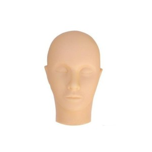 Head mannequin for practices