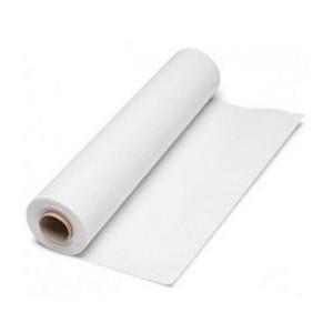 Rolo de papel branco de camilla INQUEBRÁVEL