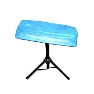 100 housses couvre - accoudoirs 43 x 25 cm - bleu