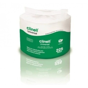 Clinell Universal - wipes disinfecting surfaces. Replacement