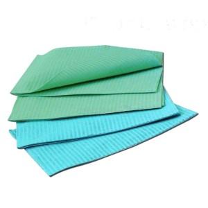Paños de campo impermeable Verdes (100 unid.)