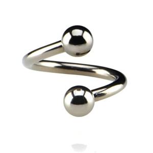 Espiral con bolas 1.6 mm.