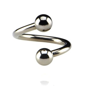 Spiral bolas de 1,6 mm.